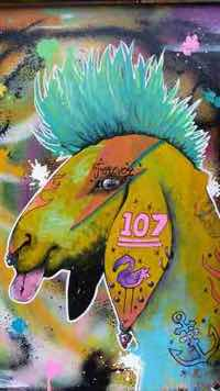 107 Forever Goat